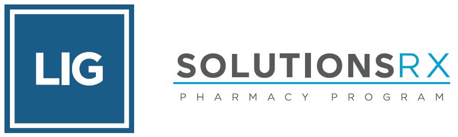 LIGsolutionsRX Logo